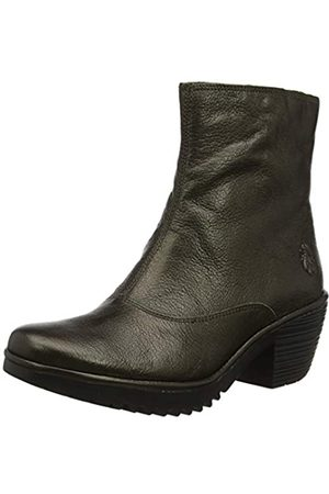 Fly London Damen Wine054fly Kurzschaft Stiefel, (Coffee 009)
