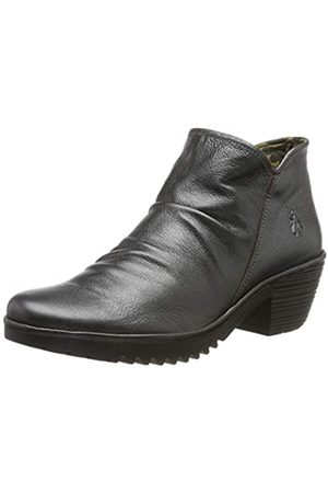 Fly London Damen Wezo890fly Kurzschaft Stiefel, (Graphite 020)