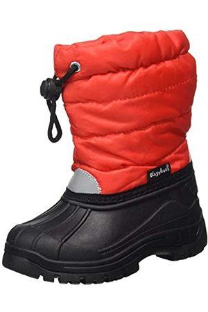 Playshoes Gefütterte Kinder Winterstiefel, warme Schneestiefel mit Innenfutter , (8 )