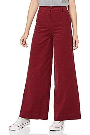 People Tree Peopletree Damen Noelle Corduroy Wide Trousers Hose