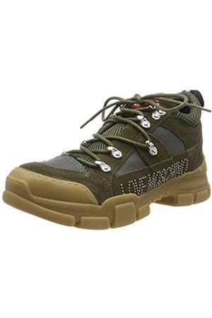 Love Moschino Damen Scarpadonna Trekking Hohe Sneaker, (Verde 85a)
