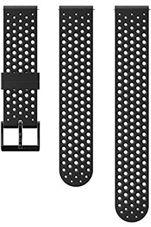 Suunto Herren Uhren - Ersatz-Uhrenarmband, für alle 3 Fitness Uhren, Silikon, Länge: 21,7 cm, Stegbreite: 20 mm, Inkl. Stifte zur Montage