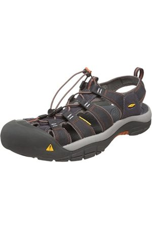 Keen Herren NEWPORT H2 Sport- & Outdoor Sandalen, (India Ink/Rust)