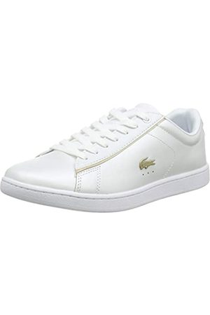Lacoste Damen Carnaby EVO 118 6 SPW Sneaker, (White/ )