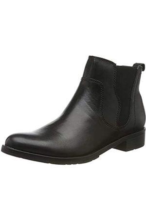 Jana 100% comfort Damen 8-8-25309-23 Stiefeletten, (Black 001)