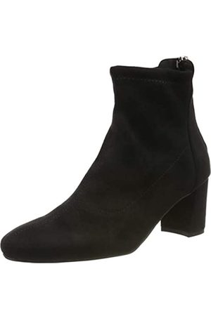 The Divine Factory Damen Cherry Stiefeletten, (S/Noir 001)