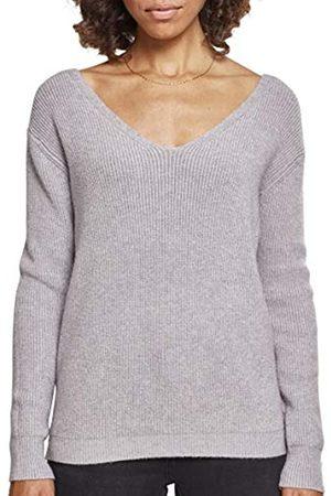 Urban classics Damen Ladies Back Lace Up Sweater Sweatshirt
