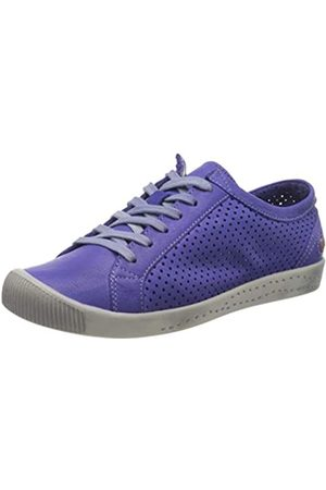 softinos Damen ICA388SOF Sneaker, (Violet 034)