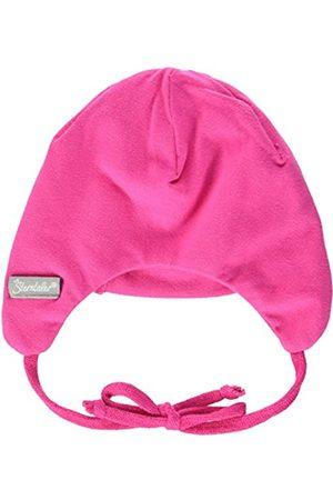 Sterntaler Mütze für Mädchen mit Bindebändern, Alter: 3-4 Monate, Größe: 39