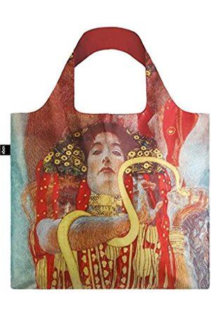 Loqi GUSTAV KLIMT. Bag: BAG: Ich wiege 55 g. Ich kann 20 kg tragen. Ich bin wasserabweisend und waschbar. OEKO-TEX® zertifiziert und aus Polyester.
