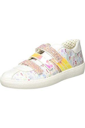 Primigi Mädchen Scarpa Bambina Sneaker, Mehrfarbig (BCO Mud/Cipria 5433500)