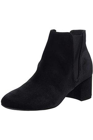 Marco Tozzi Damen 25052 Chelsea Boots, (Black Velvet)