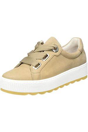 Gabor Shoes Damen Comfort Basic Sneaker, (Silk 31)