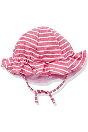 Barts Frottee Sonnenhut 86632081 Emu Hat in pink-weiß gestreift Gr. 47 (12mns - 1