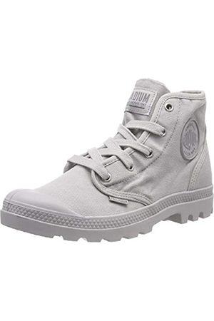 Palladium Damen Us Pampa Hi F Hohe Sneaker, (Vapor 762)
