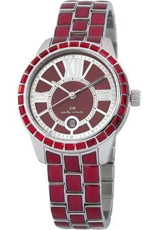 Carlo Monti Damen Uhren - Damen-Armbanduhr Cosenza Analog Quarz Edelstahl CMZ01-144