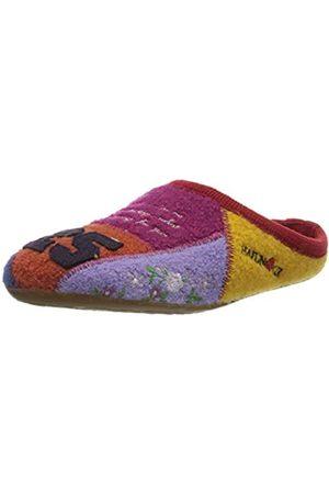 Haflinger Unisex-Erwachsene Everest Hamlet Pantoffeln (Ziegelrot 85) 39 EU