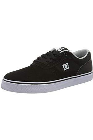 DC Herren Switch Skateboardschuhe, (Black/Battleship/Black Kbk)