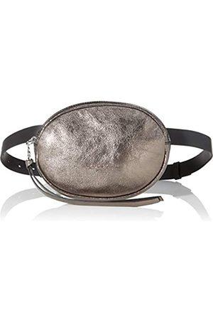 liebeskind Damen Dive 2 Metallic-Belt Bag Umhängetasche