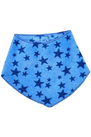 Playshoes Baby-Unisex mit Klettverschluss an der Rückseite, mit Sternen-Muster legeres Hals-Tuch