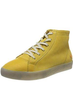 softinos Damen SALI583SOF Hohe Sneaker, (Yellow 002)