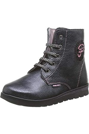 Pablosky Jungen 66053 Sneakers, (Gris Gris)