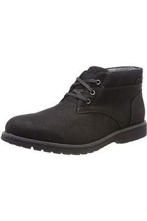 Hush Puppies Herren Beauceron Plain Toe Chukka Boots