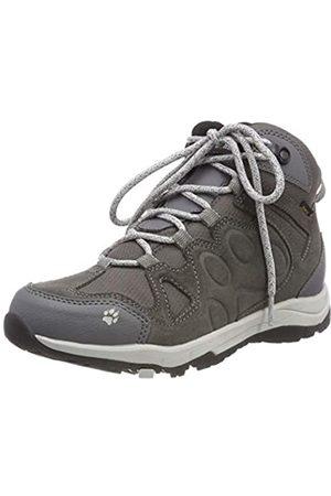 Jack Wolfskin Damen Rocksand Texapore MID W Trekking- & Wanderstiefel, (Grey Haze 4650)