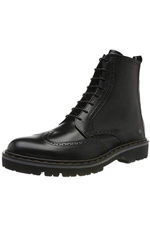 Art Herren 1198 City Cambridge Klassische Stiefel, (Black Black)