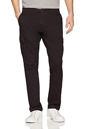 Goodthreads Men's Slim-Fit Cargo Pant Pants, -black