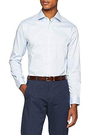 Selected Herren SLHSLIMPEN-Martin Shirt LS STRUC B NOOS Businesshemd