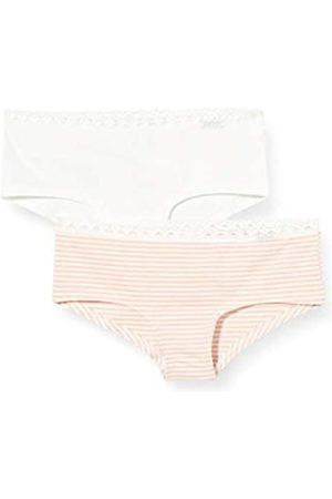 Skiny Mädchen Lacy Everyday Girls Panty 2er Pack Unterhose