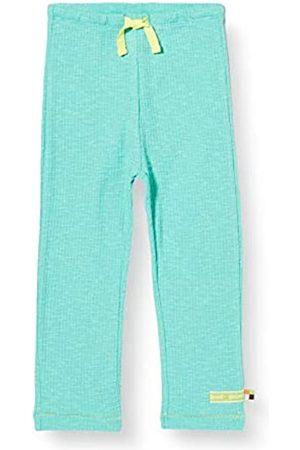 loud + proud Mädchen Pant Waffle Knit Organic Cotton Hose