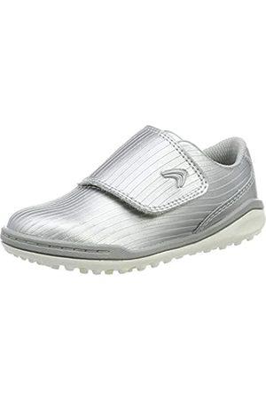 Clarks Jungen CircuitSwift T Sneaker, (Silver)