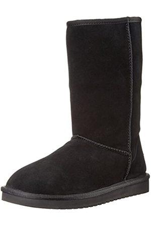 KOOLABURRA BY UGG Damen Koola Tall Hohe Stiefel, (Black Blk)