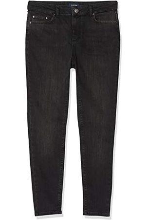 Pieces Damen PCDELLY SKN MW CR BL212-BA/NOOS BC Jeans