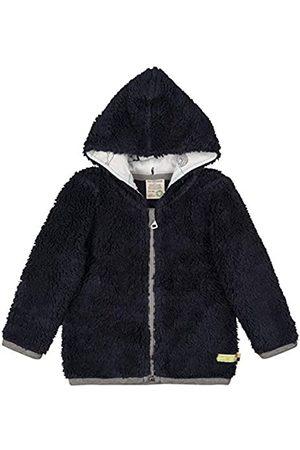 loud + proud Baby-Unisex Plüsch Aus Bio Baumwolle, GOTS Zertifiziert Jacke