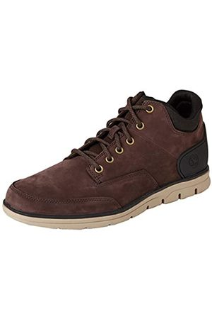Timberland Herren Bradstreet Molded Chukka Boots, (Dark Brown Nubuck)