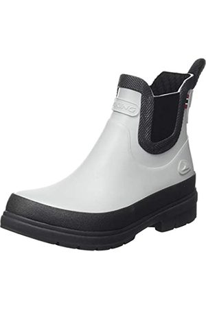 Viking Unisex-Kinder Ada 2C Jr. Gummistiefel, (Light Grey/Grey 8903)