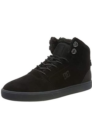 DC Herren Crisis Wnt - High-top Shoes for Men Schlupfstiefel, Black/Grey
