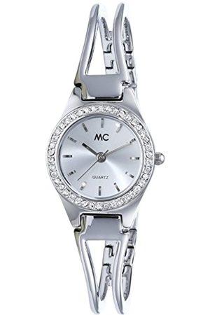 MC Damen-Armbanduhr XS Analog Quarz Messing 51224