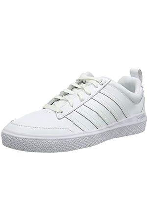 K-Swiss Herren Devyn Sneaker, (White/White 101)