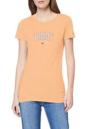 Tommy Hilfiger Damen Tjw Tommy Script Tee T-Shirt