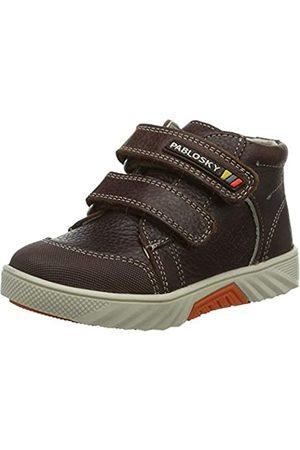Pablosky Jungen 63091 Sneakers, (Marron Marrón)