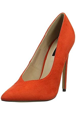 Lost Ink Damen Chase Pumps, (RED 0055)