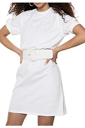 Ivyrevel Damen Puff Sleeve Ivy Tshirt Dress Kleid