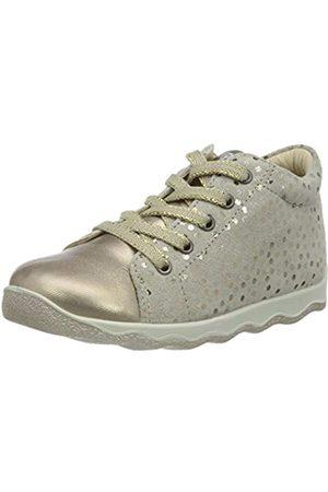 Primigi Baby Mädchen Scarpa PRIMI PASSI Bambina Sneaker, (Talpa/Taupe 5353200)