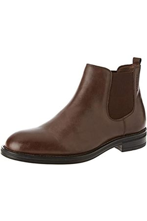 Stonefly Herren Carnaby Calf Chelsea Boots, (Coffee Bean 012)