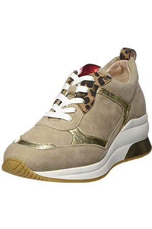 Gerry Weber Damen Affi 01 Sneaker, Mehrfarbig (Taupe-Kombi 251)