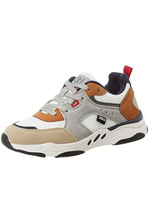 Xti Mädchen 57157 Sneakers, (Blanco Blanco)